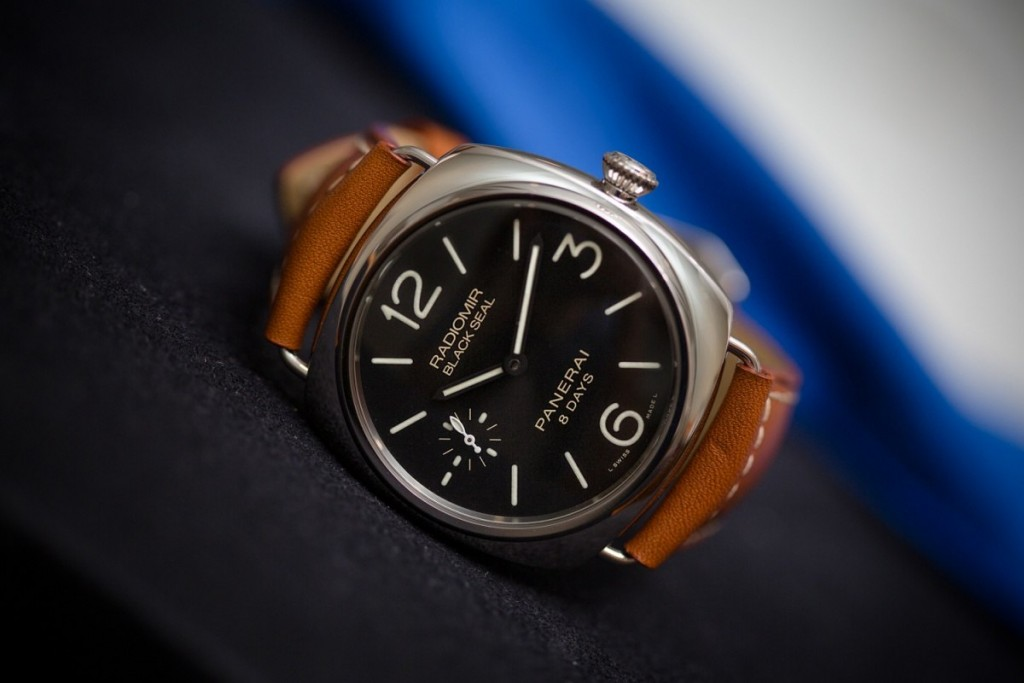 Panerai Radiomir Black Seal 8 Days Acciaio 45MM PAM00609-