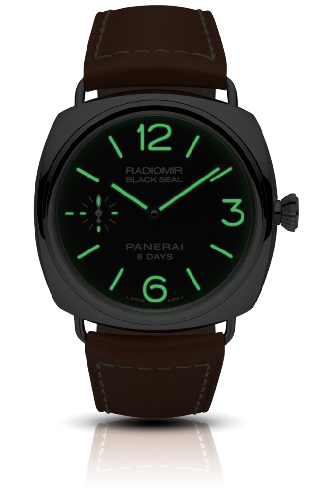 Panerai Radiomir Black Seal 8 Days Acciaio 45MM PAM00609
