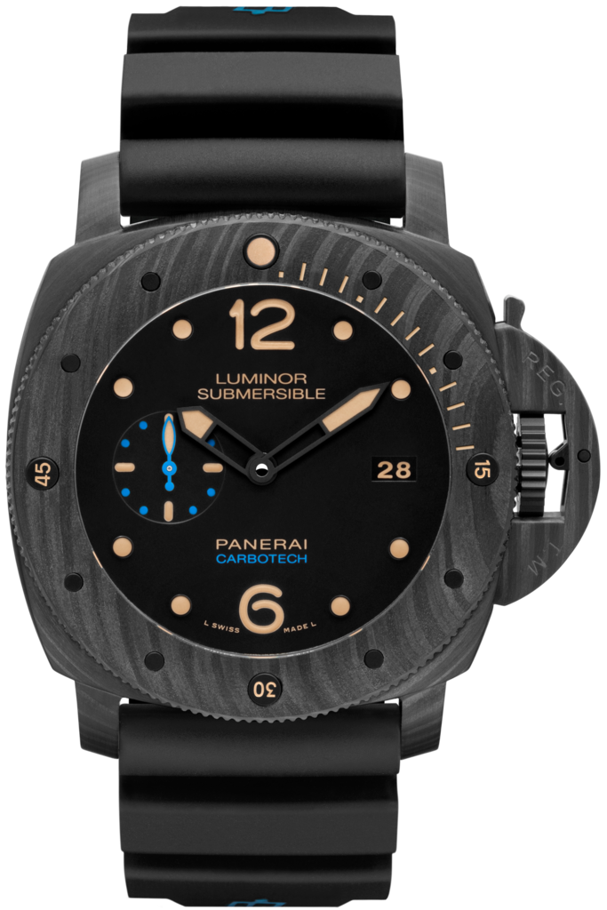 Panerai Luminor Submersible 1950 Carbotech 3 Days Automatic 0