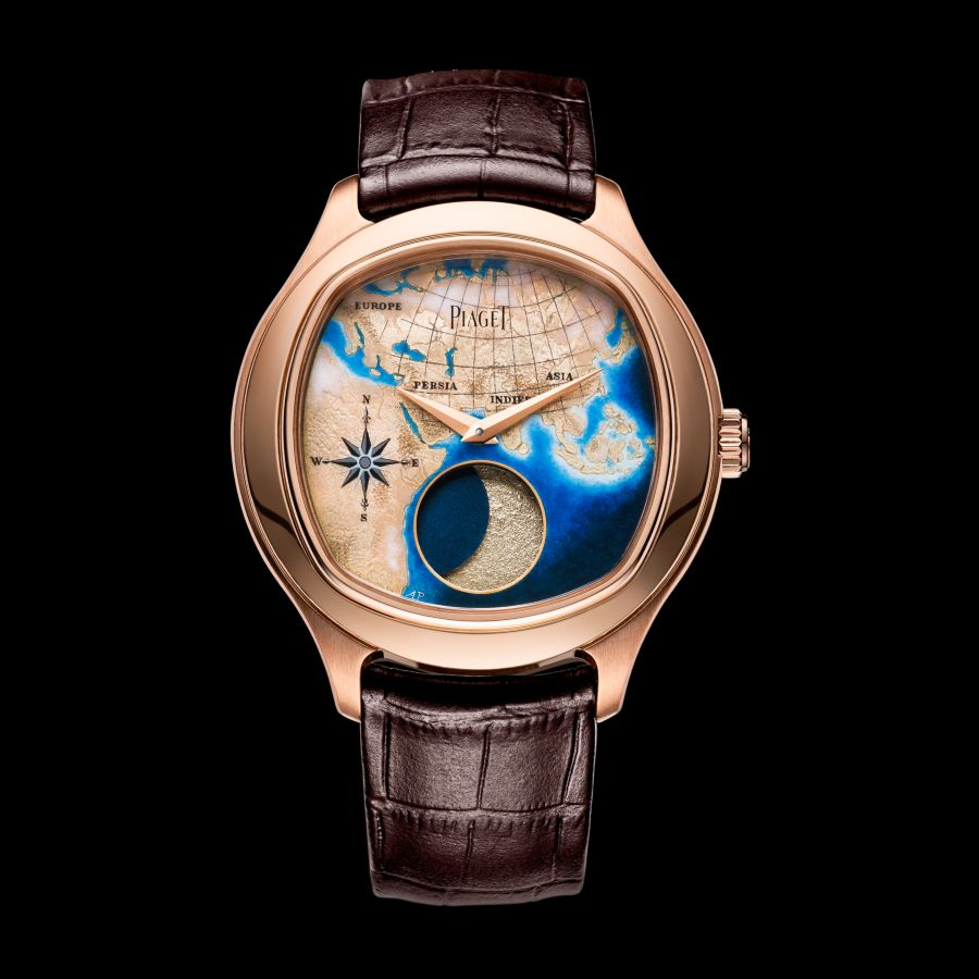 Piaget Emperador Cushion-shaped Replica Watches