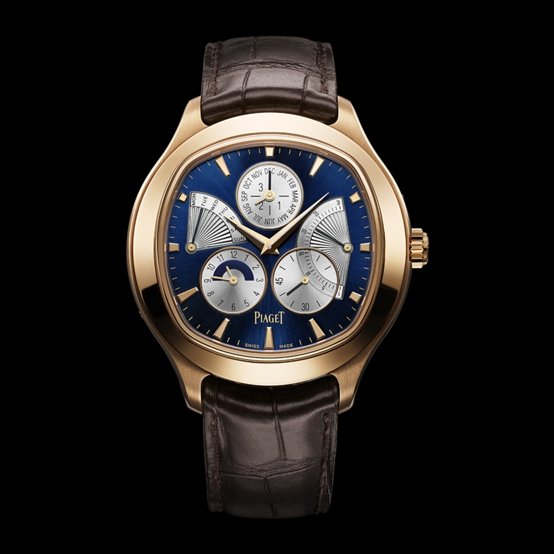 replica Piaget _Emperador _Cushion_Shaped _watch _G0A33019