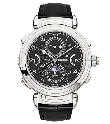 White Gold Patek Philippe Grand Complications Replica Watches