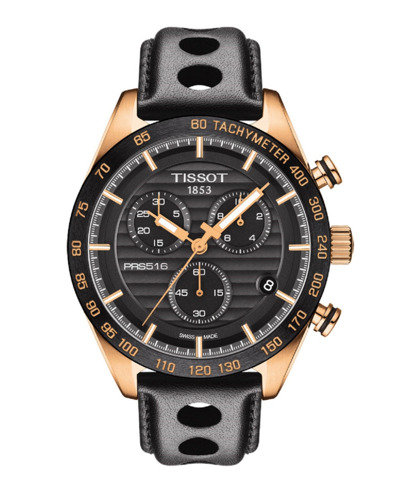 black dial fake Tissot PRS 516 2016 NBA