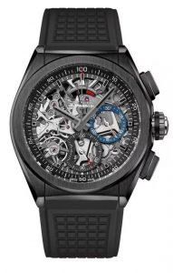 Zenith Defy replica watches for men adapt hollowed design.