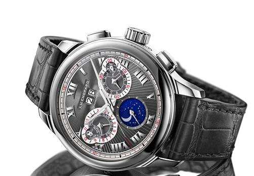 Chopard fake watches with steel cases are actually complex.