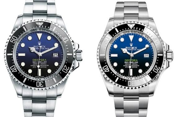 Swiss-made duplication watches online are similar in the size.