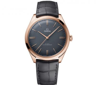 The understated Omega De Ville is best choice for gentlemen.