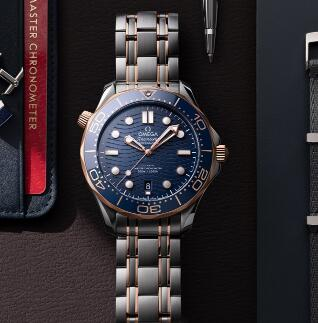 The Omega Seamaster has attracted numerous strong men.