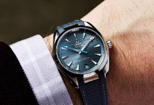 The Swiss fake Omega Seamaster is good choice for men.