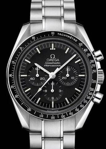 The popular Speedmaster moon watch replica is with high cost performance.