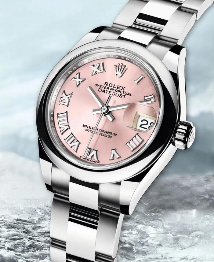 AAA replica watches ensure the elegant feeling with Roman numerals.