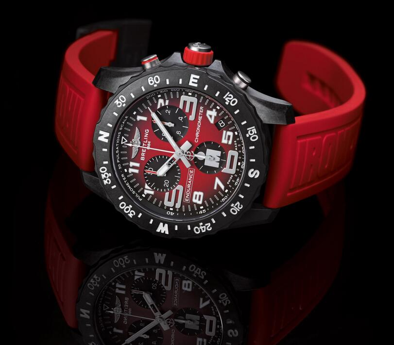 AAA replica watches are hale for men with 44mm design.